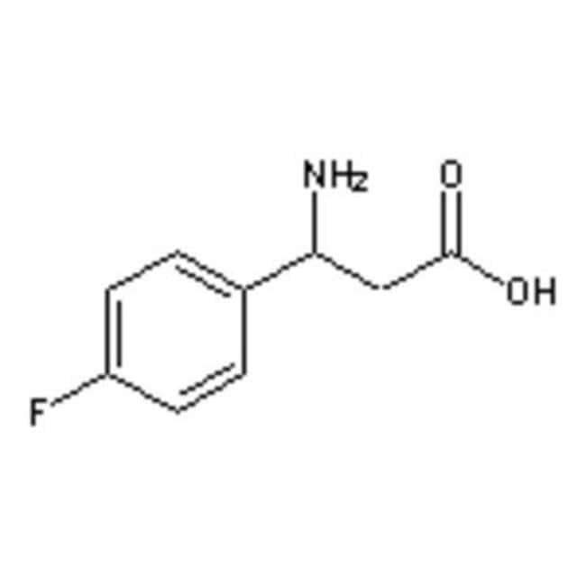 Accela Chembio Inc 3-AMINO-3-(4-FLUOROPHENYL 25G  3-AMINO-3-(4-FLUOROPHENYL