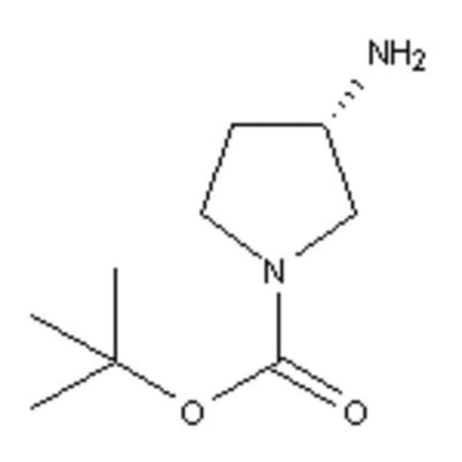 Accela Chembio Inc (S)-(-)-1-BOC-3-AMINOPYRR 5G  (S)-(-)-1-BOC-3-AMINOPYRR