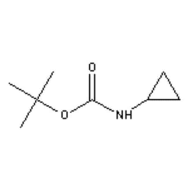 Accela Chembio Inc N-BOC-CYCLOPROPYLAMINE 5G  N-BOC-CYCLOPROPYLAMINE 5G