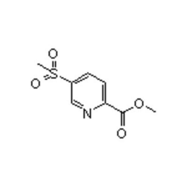 Accela Chembio Inc METHYL 5-(METHYLSULFONYL) 5G  METHYL 5-(METHYLSULFONYL)
