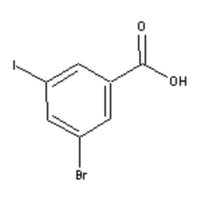 Accela Chembio Inc3-BROMO-5-IODOBENZOIC ACI 25G