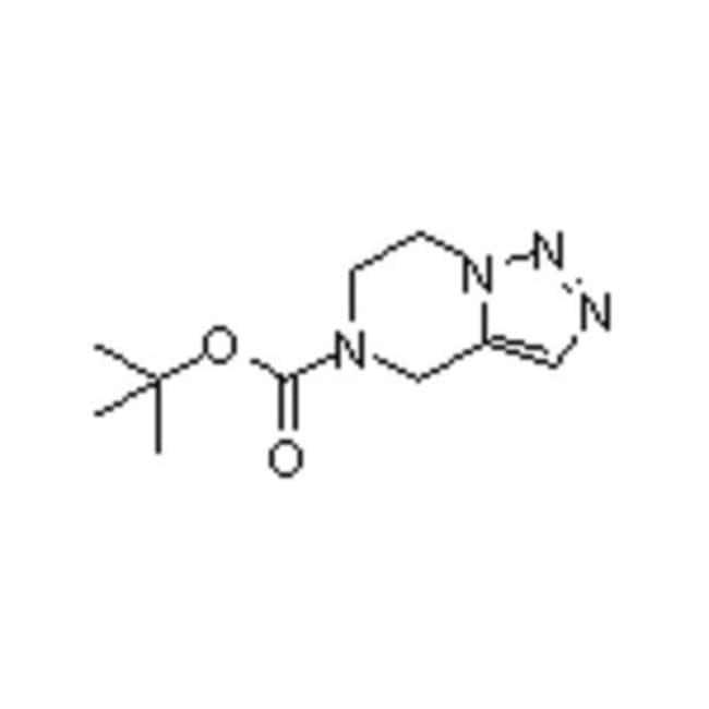 Accela Chembio Inc 5-BOC-4,6,7-TRIHYDRO-1,2, 1G  5-BOC-4,6,7-TRIHYDRO-1,2,