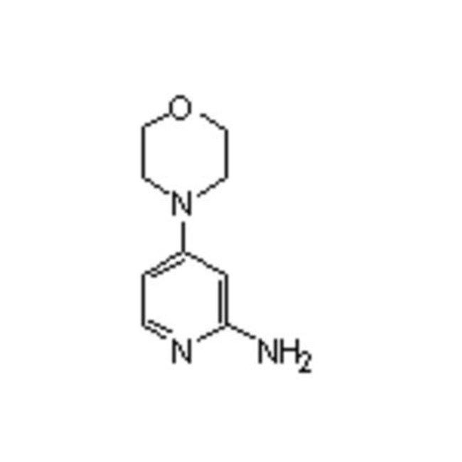 Accela Chembio Inc 2-AMINO-4-MORPHOLINOPYRID 5G  2-AMINO-4-MORPHOLINOPYRID