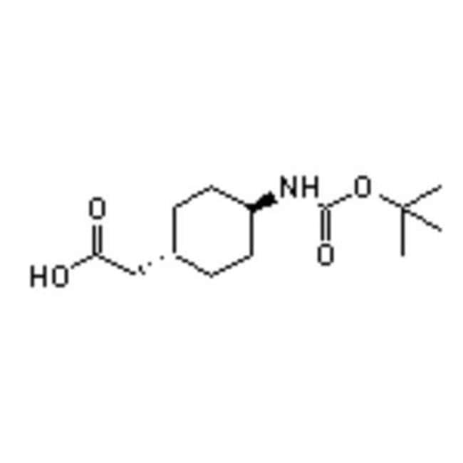 Accela Chembio Inc TRANS-(N-BOC-4-AMINOCYCLO 5G  TRANS-(N-BOC-4-AMINOCYCLO