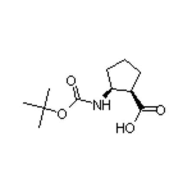 Accela Chembio Inc (1R,2S)-2-(BOC-AMINO)CYCL 1G  (1R,2S)-2-(BOC-AMINO)CYCL