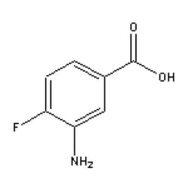 Accela Chembio Inc 3-AMINO-4-FLUOROBENZOIC A 25G  3-AMINO-4-FLUOROBENZOIC