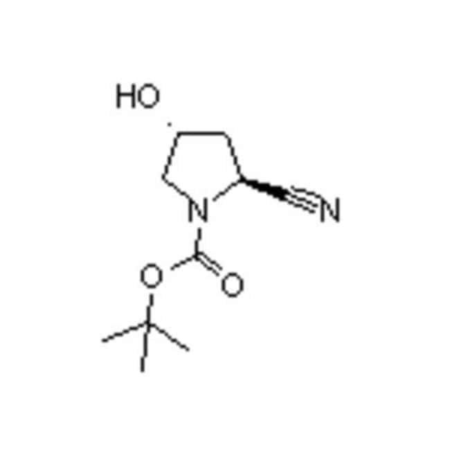 Accela Chembio Inc (2S,4R)-1-BOC-2-CYANO-4-H 5G  (2S,4R)-1-BOC-2-CYANO-4-H