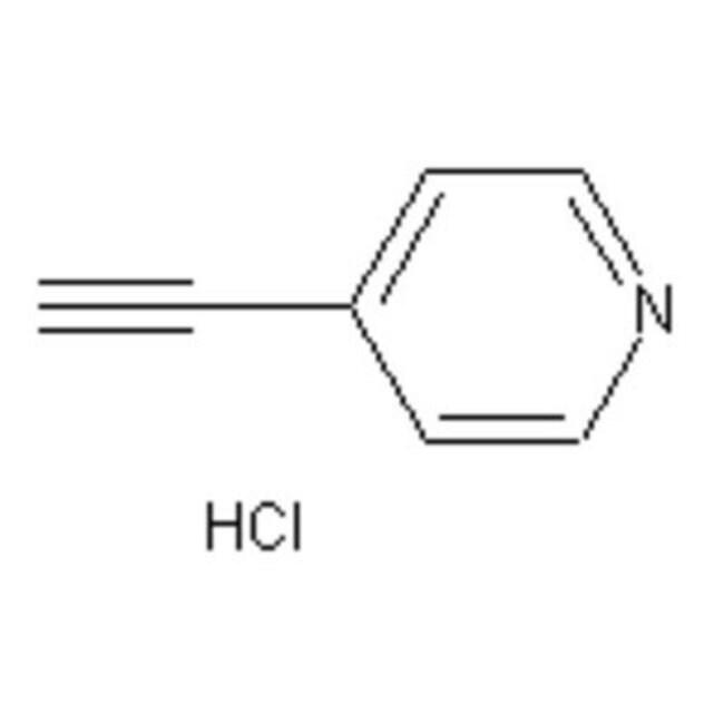 Accela Chembio Inc4-ETHYNYLPYRIDINE HYDROCH 5G