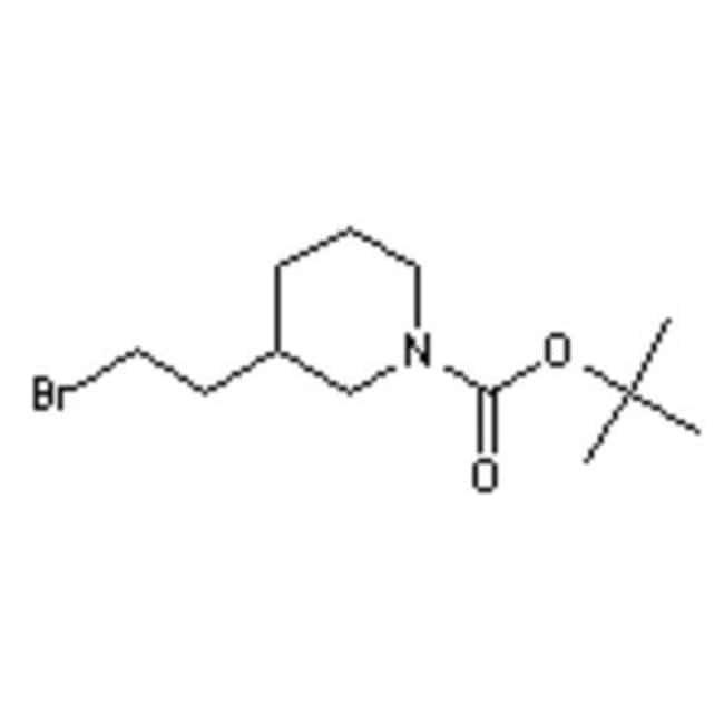Accela Chembio Inc N-BOC-3-(2-BROMOETHYL)PIP 1G  N-BOC-3-(2-BROMOETHYL)PIP