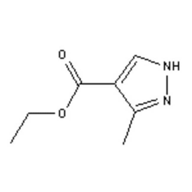 Accela Chembio Inc ETHYL 3-METHYLPYRAZOLE-4- 5G  ETHYL 3-METHYLPYRAZOLE-4-