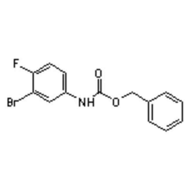 Accela Chembio Inc N-CBZ-3-BROMO-4-FLUOROANI 25G  N-CBZ-3-BROMO-4-FLUOROANI