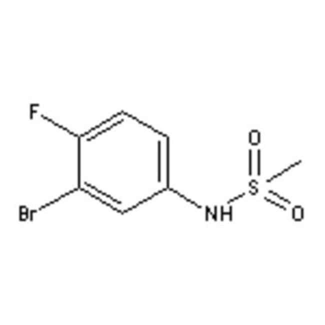 Accela Chembio Inc N-(3-BROMO-4-FLUOROPHENYL 25G  N-(3-BROMO-4-FLUOROPHENYL