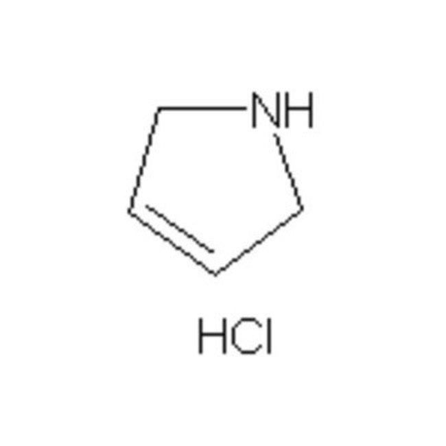 Accela Chembio Inc 3-PYRROLINE HYDROCHLORIDE 1G  3-PYRROLINE HYDROCHLORIDE