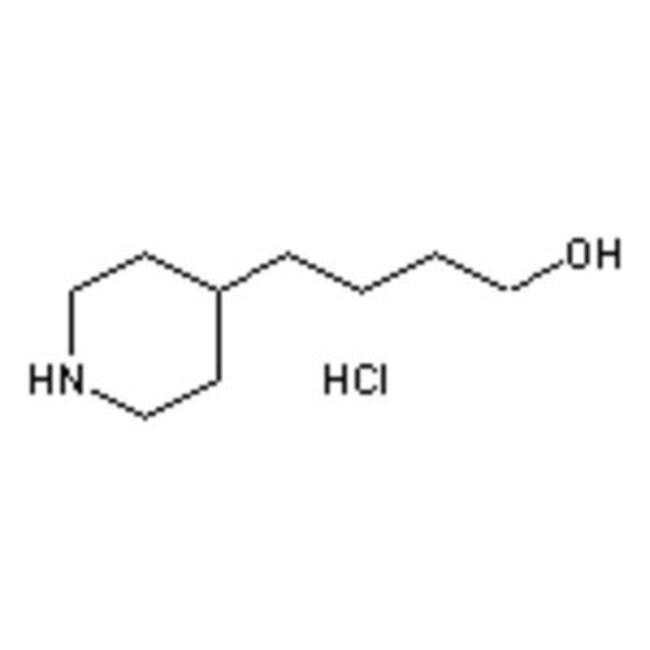 Accela Chembio Inc 4-(4-PIPERIDYL)-1-BUTANOL 1G  4-(4-PIPERIDYL)-1-BUTANOL