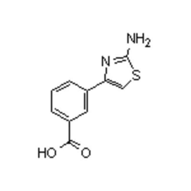 Accela Chembio Inc 3-(2-AMINO-4-THIAZOLYL)BE 1G  3-(2-AMINO-4-THIAZOLYL)BE
