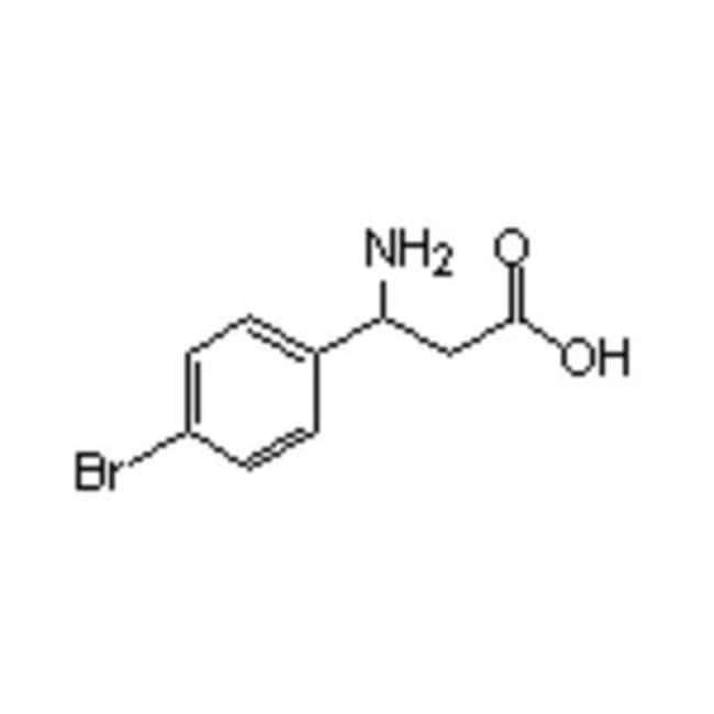 Accela Chembio Inc 3-AMINO-3-(4-BROMOPHENYL) 25G  3-AMINO-3-(4-BROMOPHENYL)