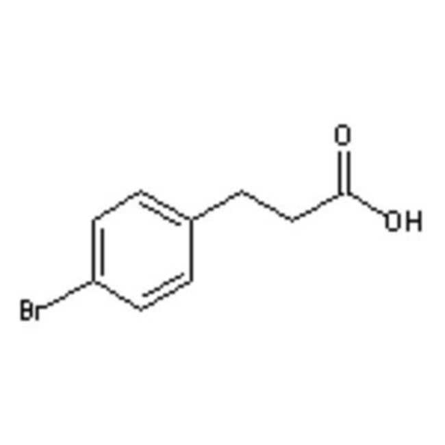 Accela Chembio Inc 3-(4-Bromophenyl)propionic Acid, 1643-30-7, MFCD01310793,