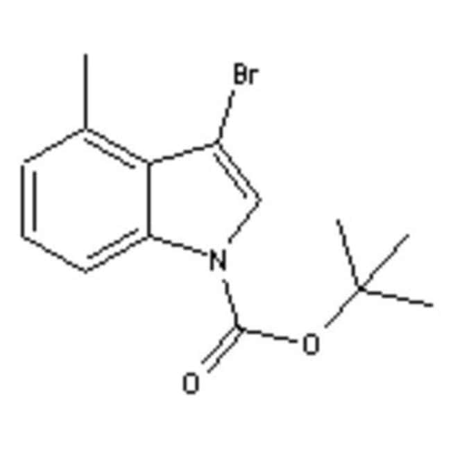 Accela Chembio Inc N-BOC-3-BROMO-4-METHYLIND 5G  N-BOC-3-BROMO-4-METHYLIND
