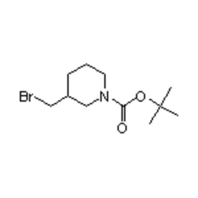 Accela Chembio Inc N-BOC-3-(BROMOMETHYL)PIPE 5G  N-BOC-3-(BROMOMETHYL)PIPE