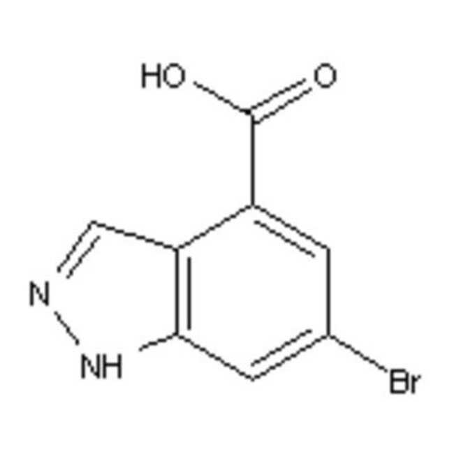 Accela Chembio Inc 6-BROMO-1H-INDAZOLE-4-CAR 5G  6-BROMO-1H-INDAZOLE-4-CAR