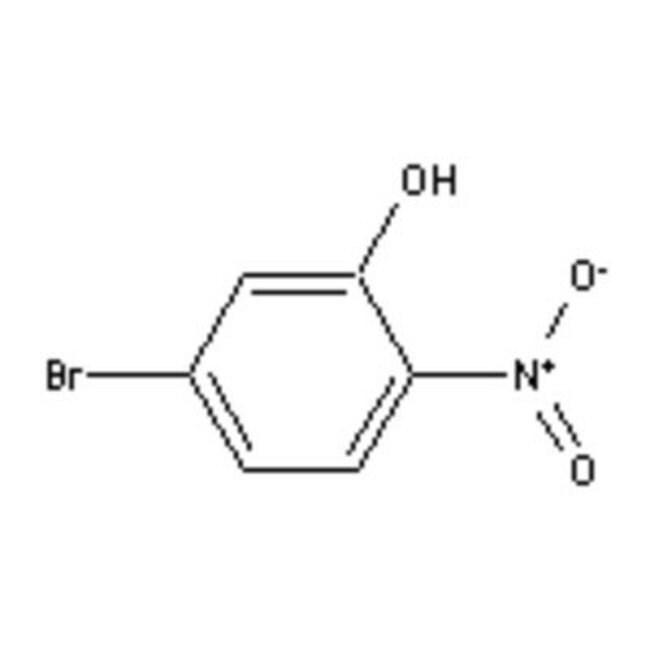 Accela Chembio Inc 5-BROMO-2-NITROPHENOL 25G  5-BROMO-2-NITROPHENOL 25G