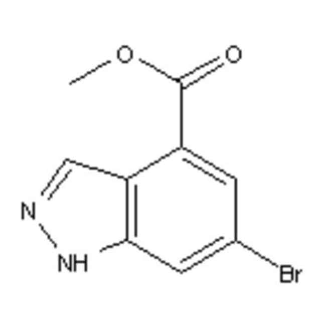 Accela Chembio Inc METHYL 6-BROMO-1H-INDAZOL 1G  METHYL 6-BROMO-1H-INDAZOL