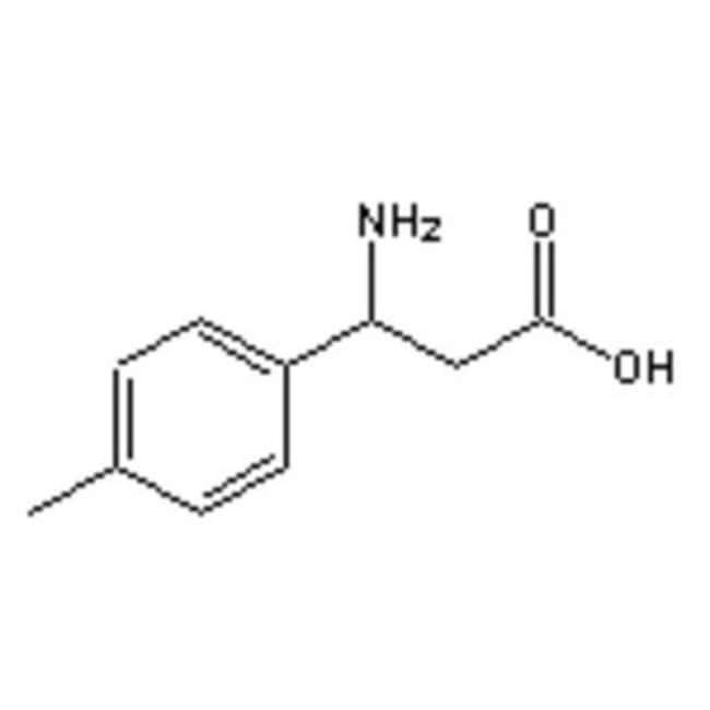 Accela Chembio Inc 3-AMINO-3-(4-METHYLPHENYL 5G  3-AMINO-3-(4-METHYLPHENYL