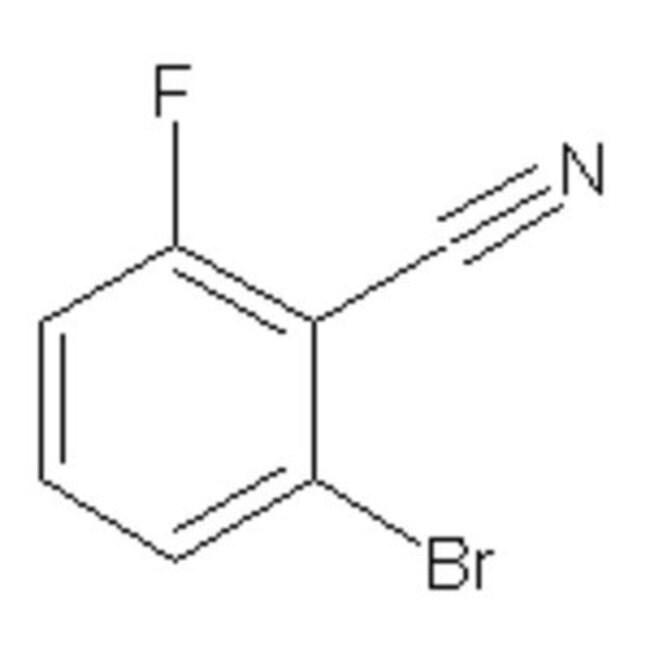 Accela Chembio Inc 2-BROMO-6-FLUOROBENZONITR 25G  2-BROMO-6-FLUOROBENZONITR