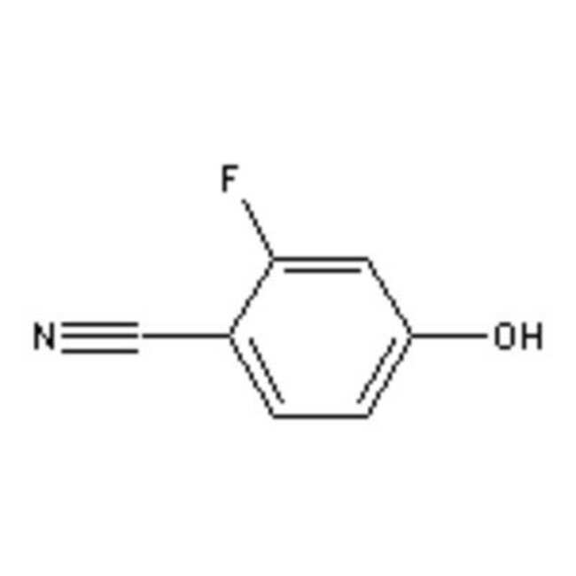 Accela Chembio Inc 2-FLUORO-4-HYDROXYBENZONI 25G  2-FLUORO-4-HYDROXYBENZONI