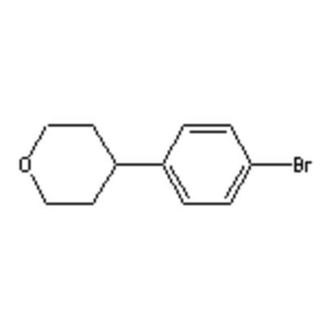 Accela Chembio Inc 4-(4-BROMOPHENYL)TETRAHY 0.25G  4-(4-BROMOPHENYL)TETRAHY