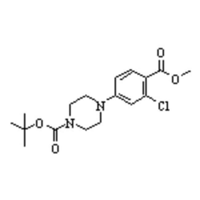 Accela Chembio Inc METHYL 4-(4-BOC-1-PIPERAZ 1G  METHYL 4-(4-BOC-1-PIPERAZ