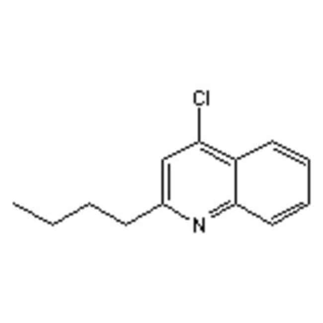 Accela Chembio Inc 2-BUTYL-4-CHLOROQUINOLINE 5G  2-BUTYL-4-CHLOROQUINOLINE