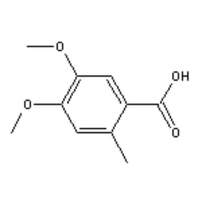 Accela Chembio Inc 4,5-DIMETHOXY-2-METHYLBEN 5G  4,5-DIMETHOXY-2-METHYLBEN