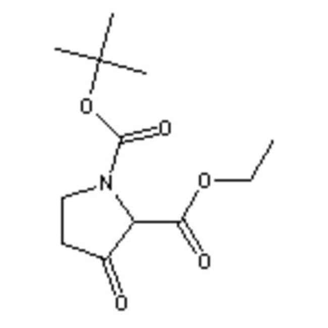 Accela Chembio IncEthyl N-Boc-3-oxopyrrolidine-2-carboxylate, 170123-25-8,