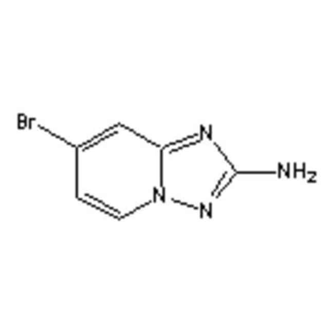 Accela Chembio Inc 2-AMINO-7-BROMO- 1,2,4 TR 1G  2-AMINO-7-BROMO- 1,2,4