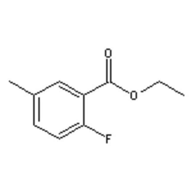 Accela Chembio Inc ETHYL 2-FLUORO-5-METHYLBE 5G  ETHYL 2-FLUORO-5-METHYLBE