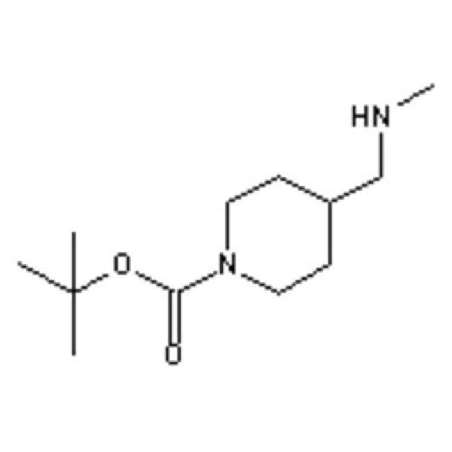 Accela Chembio Inc 1-BOC-4- (METHYLAMINO)MET 5G  1-BOC-4- (METHYLAMINO)MET