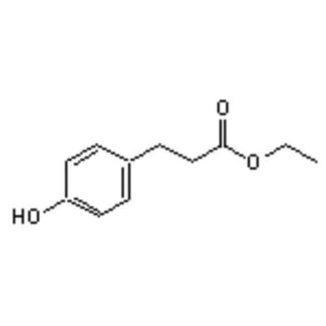 Accela Chembio Inc ETHYL 3-(4-HYDROXYPHENYL) 25G  ETHYL 3-(4-HYDROXYPHENYL)