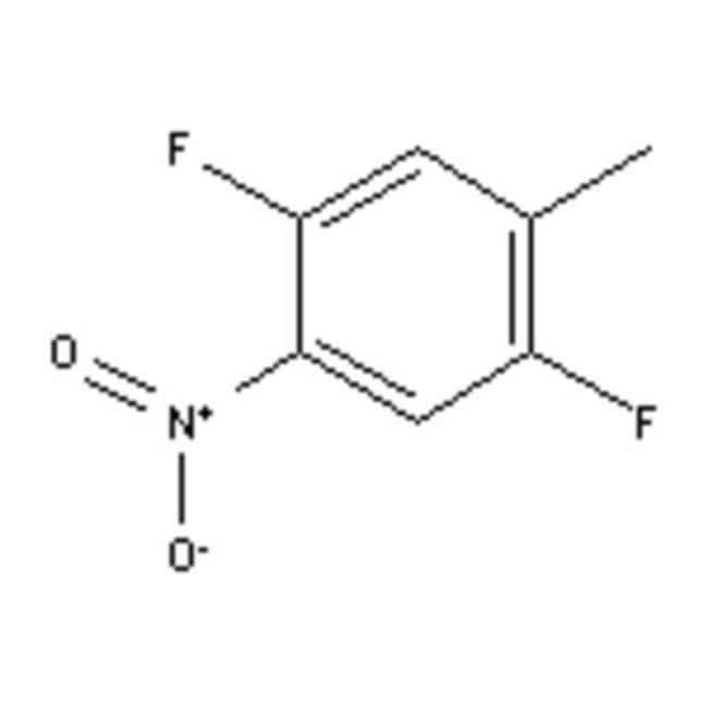 Accela Chembio Inc 2,5-DIFLUORO-4-NITROTOLUE 25G  2,5-DIFLUORO-4-NITROTOLUE