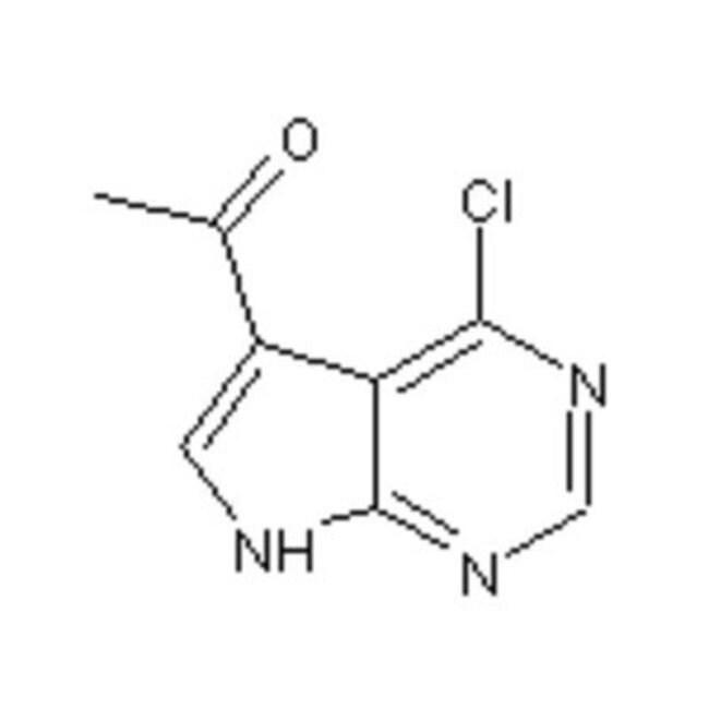 Accela Chembio Inc 5-ACETYL-4-CHLORO-7H-PYRR 1G  5-ACETYL-4-CHLORO-7H-PYRR