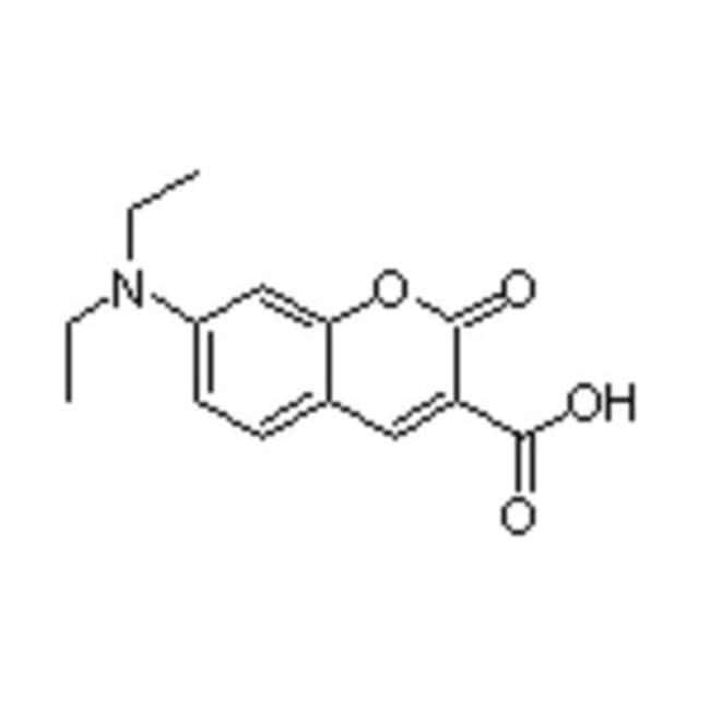 Accela Chembio Inc7-(Diethylamino)coumarin-3-carboxylic Acid, 50995-74-9,