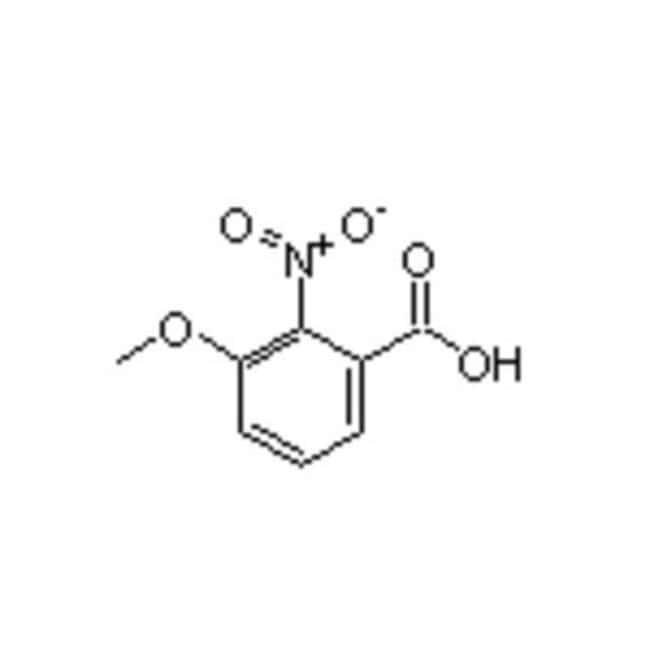 Accela Chembio Inc3-Methoxy-2-nitrobenzoic Acid, 4920-80-3, MFCD00007143,