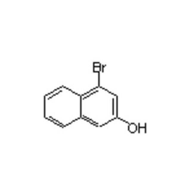 Accela Chembio Inc1-BROMO-3-HYDROXYNAPHTHAL 1G