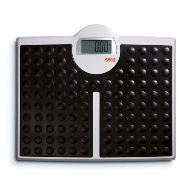 Seca CorpHigh capacity digital flat scale for individual patient use