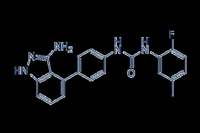 Selleck Chemical LLCLinifanib (ABT-869) 50mg 796967-16-3 AL39324,RG3635