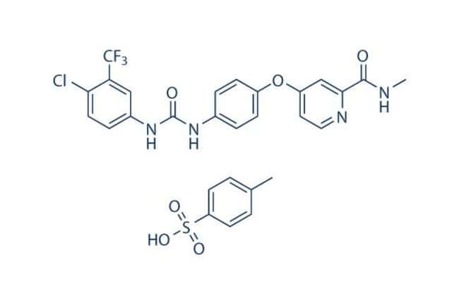 Selleck Chemical LLCSorafenib Tosylate 10mg 475207-59-1 Bay 43-9006