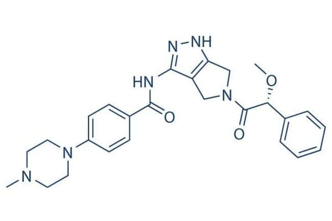 Selleck Chemical LLCDanusertib (PHA-739358) 5mg 827318-97-8