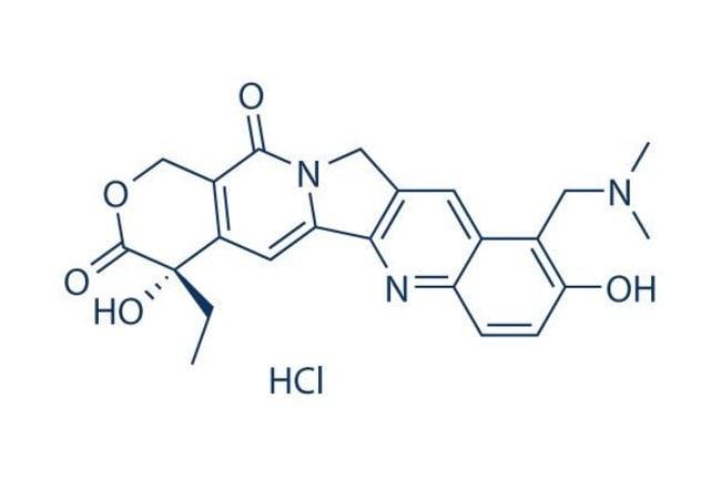 Selleck Chemical LLCTopotecan HCl 50mg 119413-54-6 NSC609699, Nogitecan