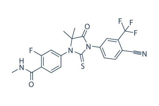 Selleck Chemical LLCEnzalutamide (MDV3100) 50mg 915087-33-1