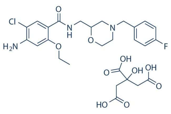 Selleck Chemical LLCMosapride Citrate 50mg 112885-42-4 AS-4370